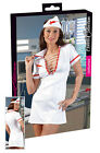 Sexy Nurse Minidress  from Cottelli Collection Party S-XL