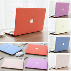 "Lavender Cream Rubberized Matte Case Shell for MacBook Pro 15.4"" A1707 Touch Bar"