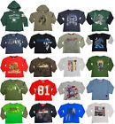 Mish Mish Baby Infant Boys Long Sleeve Graphic Tee Shirt Top Many Colors