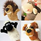 Baby Kid Children Cute Zoo Plush Toy Animal Hand Glove Puppets Story Telling