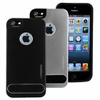 NEW For Apple iPhone 5 5S Full Body Protection Tough MOTOMO 360' Hard Case Cover