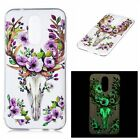 Fluorescence Soft TPU Case Glow In The Dark Rubber Cover For Various Phone
