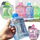 Fab 500/1000ML Water Bottle BPA Free Cycling Training Camping Travel Sport Gym