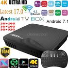 M8S PRO DDR4 Android 7.1 Octa Core S912 TV BOX 3G+16G/32GB Airplay 4K Media Q3F8