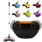 360°Rotary Home Sweeping Telescopic Floor  Sweeper Without Electricity