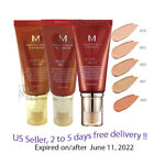 6 missha m perfect cover bb cream spf42 pa no 13 21 23 27 31 50g sample