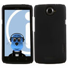 Super Slim Tough Hard Back Case Cover Protector For HTC One X