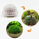 Aquarium Decoration DIY Submerged Moss Ball for Planted Tank with Filter Media