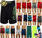 Lot 6 or 12 Mens Knocker Microfiber Seamless Boxer Briefs Underwear Wholesale