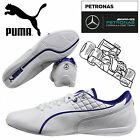 PUMA Drift Cat 6 Mercedes AMG Petronas Mens Trainers White Motor Sport F1 Shoes