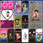Betty Boop Cartoons for huawei p8  p9 Lite Cover Case $3.6 CAD
