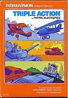 Triple Action (Intellivision, 1981) NEW