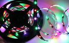 5M WS2801 RGB LED magic dream color Strip light 32Leds M non Waterproof