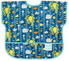 Bumkins Waterproof Coverall Girl Boy Kid Junior Bib Short Sleeve Art Smock 30651