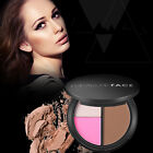 3 Colors FOCALLURE Beauty Makeup Cosmetic Blush Blusher Powder Palette Cosmetic