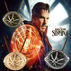 Marvel Doctor Strange Amulet Eye of Agamotto Pendant Cosplay Necklace 3 color