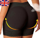 UK Women Padded Bum Pants Butt Lifter Briefs Shaper Booty Boyshorts Underwear OL