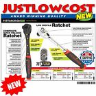 1/4, 3/8, 1/2 In. Drive Professional Low Profile Ratchet *NEW* *FREE SHIPPING*