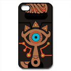 legend of zelda sheikah slate - Custom black iphone and samsung case