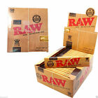 Raw Classic King Size Slim 110mm Natural Unrefined Rolling Papers (1 to 50)