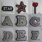 Patches For Clothing Embroidered Appliques DIY Apparel Accessories Patches @23