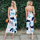 NEW Womens Clubwear Summer Playsuit Bodycon Party Club Jumpsuit Romper Trousers.