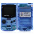 "Colour GB DBC Boy Handheld Console for Gameboy Color Cartridges 2.7"" Backlit"