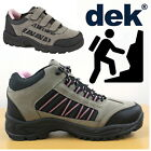 DEK Ladies Grassmere & Kendal Trek & Trail Boots Womens Hill Walking Trainers