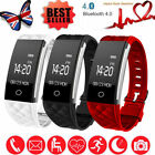 Smart Bracelet Waterproof Heart Rate GPS Watch Wirstband Sport Fitness Tracker