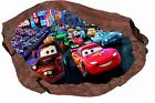 Disney Pixar Cars Lightning McQueen Mater Nursery Kids Room
