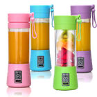380ML Multifunctional Portable Rechargeable USB Charging Electric Mini Juicer
