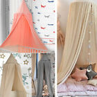 Best Cotton Canopy Bed Netting Bedcover Net Play Tent For Baby Kids Child's Room