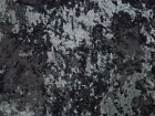 BLACK Crushed Velvet Fabric Material UPHOLSTERY FABRIC BEDS SOFAS CHAIRS
