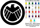 Marvel Avengers Vinyl Decal Sticker Car Iron Man Black Widow Thor Hawkeye Hulk