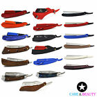 Barber Shaving Razors Straight Cut Throat Shavette Rasoi Folding Knife Salon New