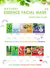 New Nature by Essence Face Mask 16Types Skin Care Made in Korea Cosmetic Free