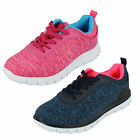 Ladies Profile Lace Up Trainers By Air Tech Retail Price £19.99