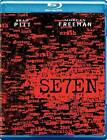 Seven (Blu-ray Disc, 2011) NEW SEALED