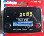 TV antenna parts boosters splitters mounts cable tester rg6 uhf digital hdtv led