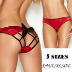Women Ladies Lace G-string Briefs Panties Thongs Lingerie Underwear Knickers
