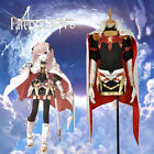 Fate/Apocrypha Rider Astolfo Nanosuit Uniform Cosplay Costume With Cape Custom