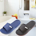 Mens Boys Slippers Summer Slide Slip on Sandals Shower Home Beach Shoes Sport