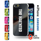 The Haunted Metal Band Music Logo Engraved CD Phone Cover Case- iPhone & Samsung