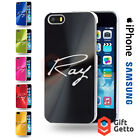 Ray Charles Movie DVD Logo Gift Engraved CD Phone Cover Case - iPhone & Samsung