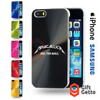 Metallica Kill Them All Music Logo Engraved CD Phone Cover Case-iPhone & Samsung