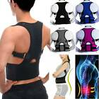 Magnetic Therapy Posture Corrector Waist Pain Relief Brace Back Shoulder Support