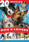 Dog Lovers Film Collection: 20 Movie Set (DVD, 2013, 4-Disc Set) Brand New