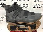 NIKE LEBRON SOLDIER XI GREY SFG STRIVE FOR GREATNESS 2017 897646-003 S 8.5-11.5