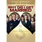 Tyler Perrys Why Did I Get Married (DVD, 2008) Brand New