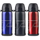 800ml Portable Thermos Stainless Steel Vacuum Insulated Water Sports Bottle Cup